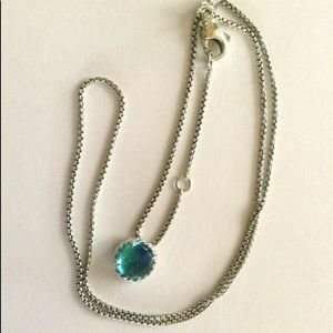 """DY Chatelaine Necklace 17"""""""